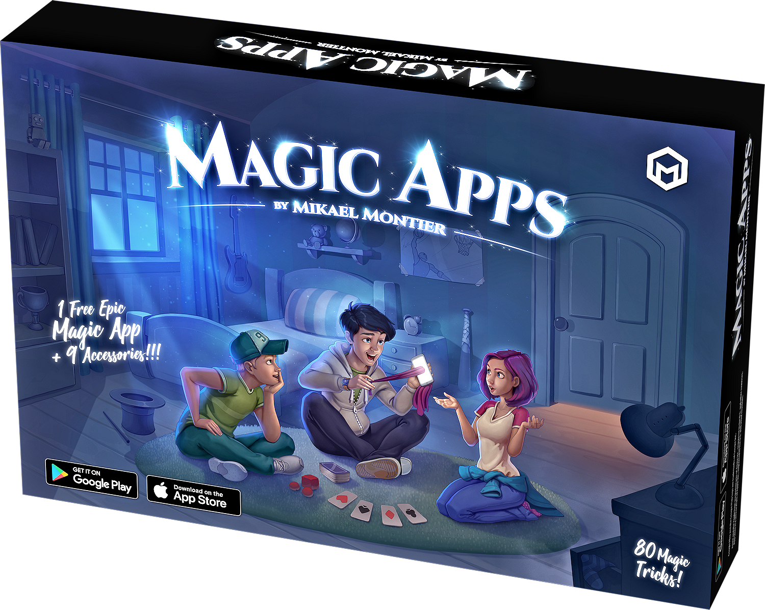 Magic Apps by Mikael Montier